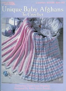 Crochet Pattern Books: Baby / Children: Afghans / Wearables