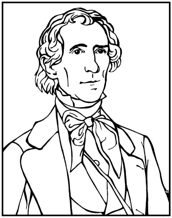 tyler coloring pages - photo#9