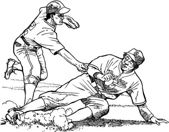 los angeles dodgers coloring pages - photo#24