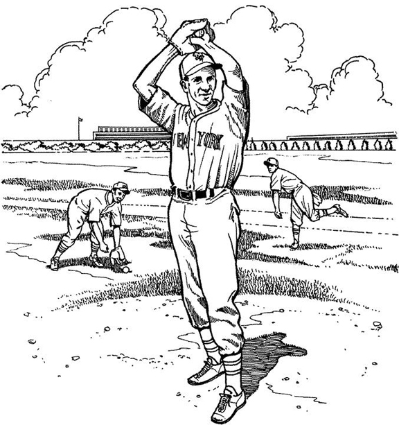 New york mets free coloring pages for Mets coloring pages