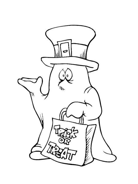 ghost mario coloring pages - photo#20
