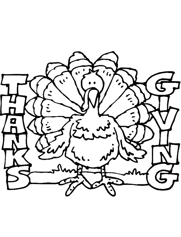 thanksgiving turkey coloring page purple kitty