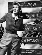 new trends in hand knit sweaters