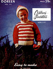 Childrens Sweaters 111