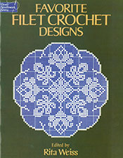 Favorite Filet Crochet Designs