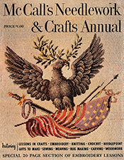 McCalls Needlework and Crafts Annual III