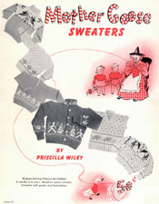mother goose sweaters