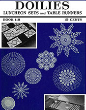 Doilies, Luncheon Sets and Table Runners