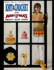 Knit & Crochet with Heavy Rug Yarn