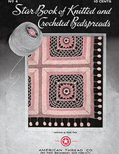 Star Book of Knitted and Crocheted Bedspreads