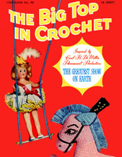 the big top in crochet