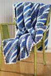 Free Crochet Afghan Patterns Mile-A-Minute Afghan ...