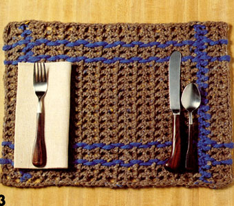 Crochet Yoga Mat Strap {free crochet pattern}