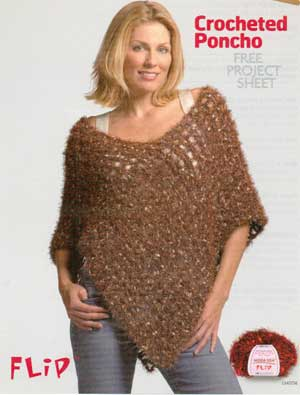 Free Poncho Patterns | Free Patterns | Yarn