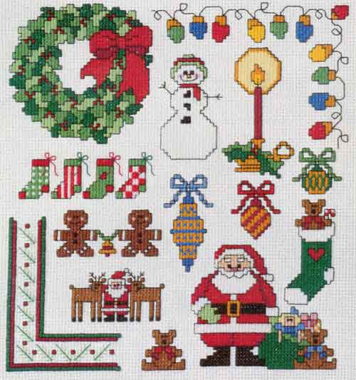 Free Xmas crossstitch
