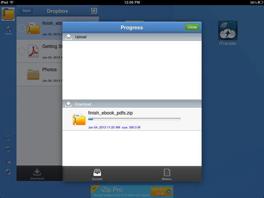 How to Open & Extract Files from Zipped Folder in iPad   Purple Kitty