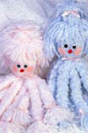 octopus bed dolls