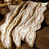 luxury pineapple afghan crochet pattern