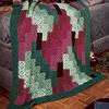 Berry Merry Crochet Afghan ePattern