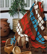 CROCHET DIAGONAL FREE PATTERN | Crochet Patterns