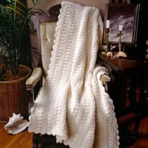 Sea Shell Afghan - Free Crochet Afghan Pattern