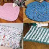 bags rugs crochet pattern