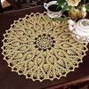 Hospitality Doily Thread Crochet Pattern