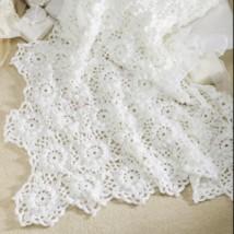 Wedding Rings Afghan Crochet Pattern Purple Kitty