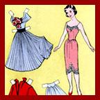 mary lee paper dolls