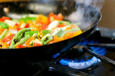 Preventing Kitchen Fires | Kitchen