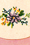 Flower 1 Cross Stitch Pattern